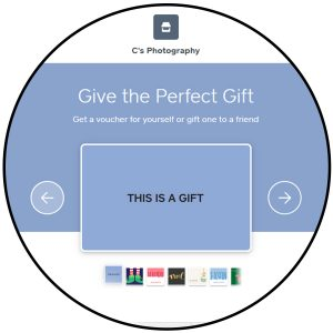 gift certification